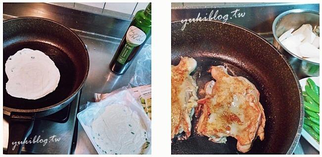 橄欖油食譜【西班牙原廠進口皇嘉OroBailen橄欖油】香煎雞排、新鮮沙拉等多道家庭橄欖油料理 - yukiblog.tw