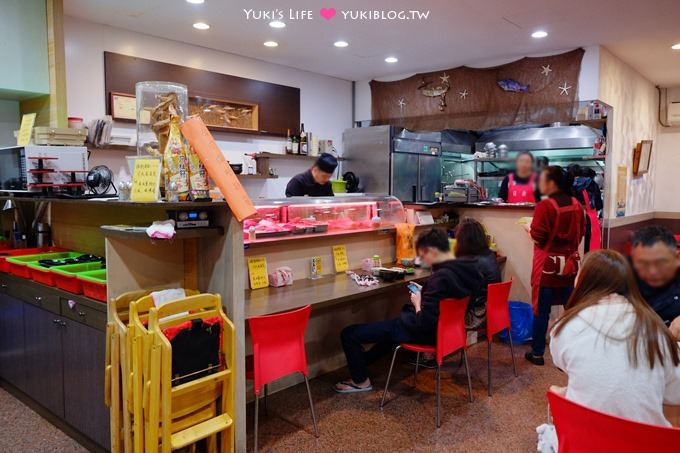 蘆洲美食【日廚生魚片丼】CP值超高百元超大塊魚肚生魚片丼、熟食海鮮丼等多款丼飯❤ - yukiblog.tw