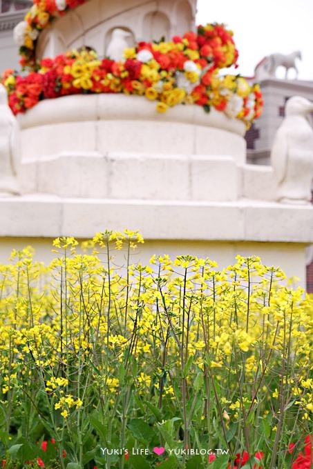 韓國首爾自由行【愛寶樂園】夢幻的鬱金香花季、搭地鐵就可到達!(遊記、交通路線) - yukiblog.tw