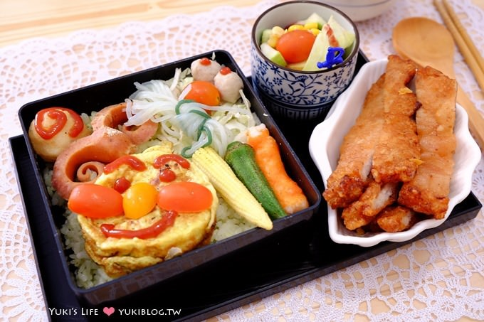 板橋輕食●早午餐【晴空樹Skytree】 可愛日式便當定食、樂樂煎鍋餅 @板橋火車站、捷運站
