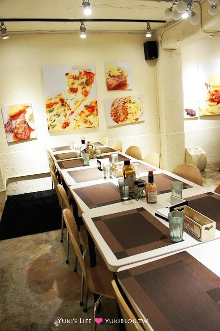 台北永康街美食【FOCUS KITCHEN】早午餐、義大利麵、墨西哥菜 什麼都有! @捷運東門站 - yukiblog.tw