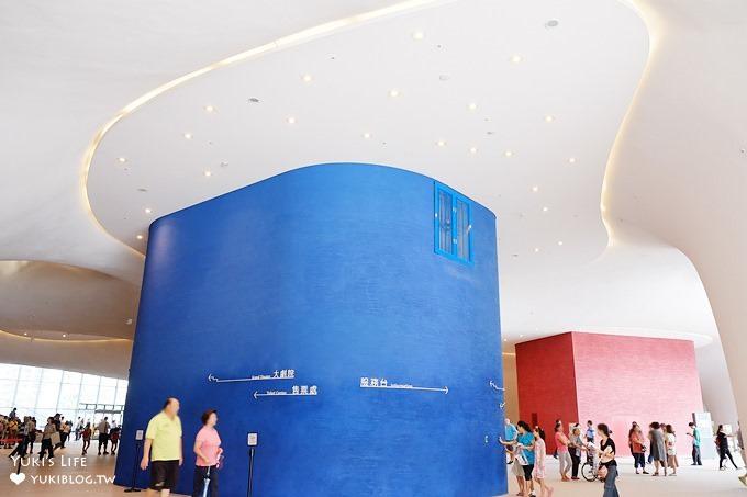 台中新地標【臺中國家歌劇院】曲牆設計藝術建築×全棟開放免費景點 - yukiblog.tw