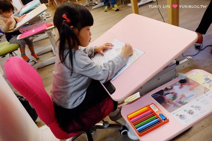 育兒好物【MyTolek童樂可兒童成長型書桌椅】樂適桌~換個角度更愛寶貝