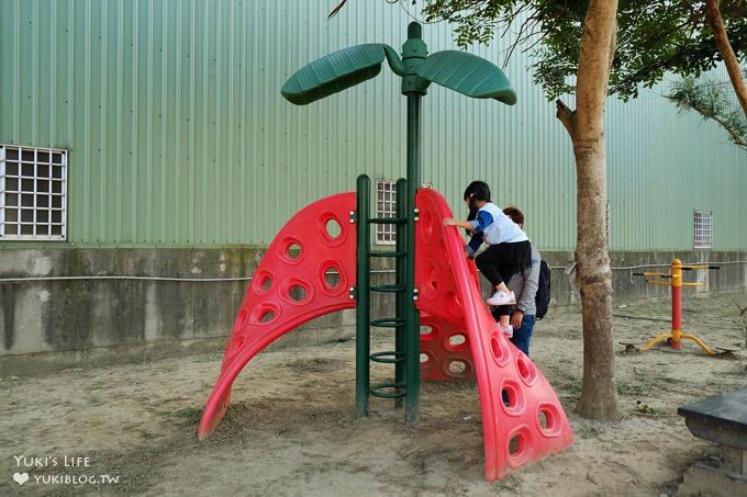 彰化和美繽紛雨傘巷【卡里善之樹彩虹屋】Rainbow House為愛撐傘×IG拍照景點 - yukiblog.tw