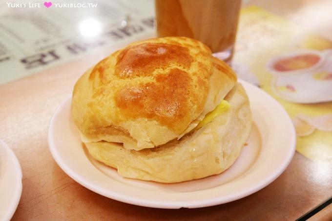 香港自由行【檀島咖啡餅店】百層酥皮蛋塔! 據說是全香港第一間茶餐廳@灣仔站 - yukiblog.tw