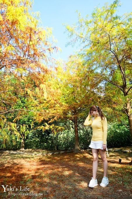苗栗親子景點【雲水度假森林】落羽松約會好去處×水池花園、泡湯吃美食 - Yuki's Life - yukiblog.tw