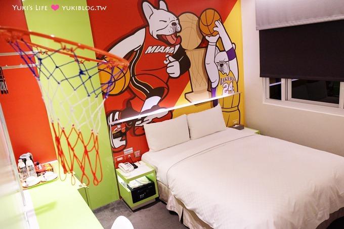 台中住宿推薦【新驛旅店台中車站店CityInn Hotel】好玩有趣各種房型、適合親子小巧平價、早餐好吃   Yukis Life by yukiblog.tw