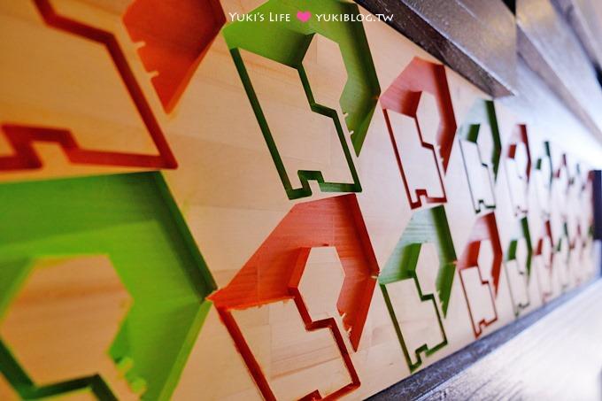 台中逢甲住宿【默砌旅店Hotel Cube】工業風市景默沏餐廳早餐、商務平價高CP值飯店、逢甲夜市免費接駁車   Yukis Life by yukiblog.tw