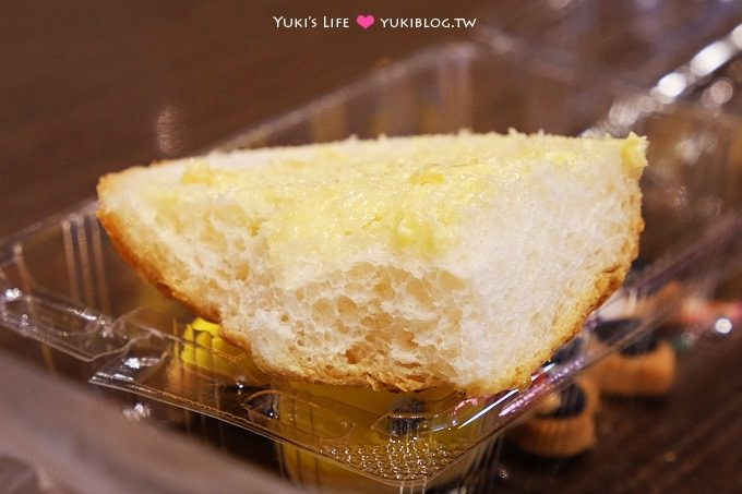 台北美食【福利麵包公司】奶油大蒜法國麵包&繽紛動物年節手工餅乾@民權西路站 - yukiblog.tw