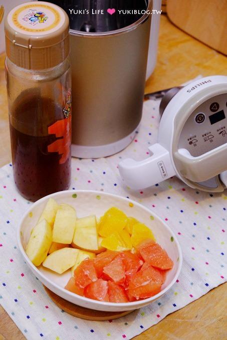 食譜【飛利浦免濾金營養料理機HD2089】研磨更細免濾濃醇金營養機、花式豆漿及餐廳級濃湯都難不倒媽咪! - yukiblog.tw
