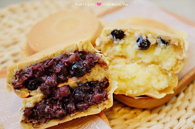 樹林美食【日式珍珠紅豆餅奶油餅】樹林最新排隊美食小吃×放學小點心@樹林火車站