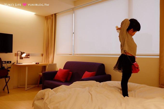 台中逢甲住宿推薦【福星旅店 Hotel Se7en 、7 Hotel】高質感、設計平價飯店全新開幕、近逢甲夜市10分鐘、有地下停車場 - yukiblog.tw