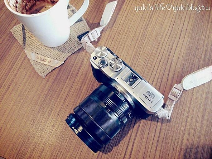 【開箱文】FUJIFILM X-M1‧經典好機.就愛富士color ❤(搭配18-55含實拍照.圖多)