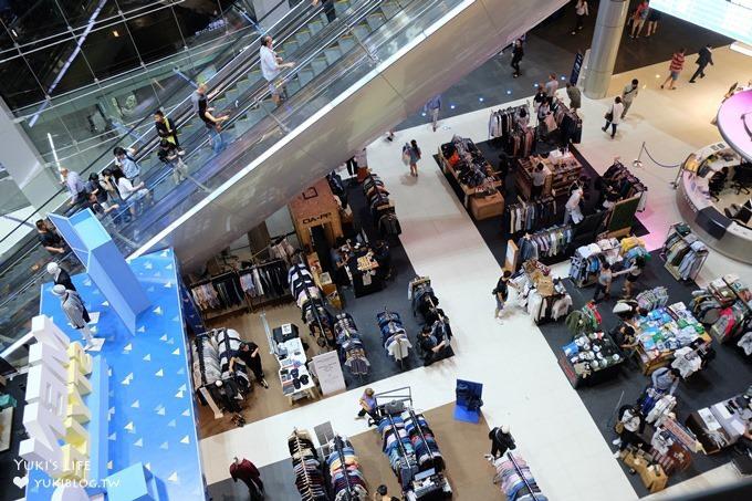 曼谷必逛【Terminal 21 Shopping Mall環遊世界百貨】Asak站平價美食×每層樓不同國家主題設計拍照景點! - yukiblog.tw