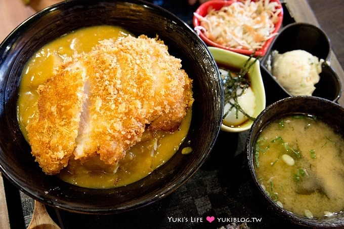 台北美食【新丼日式台式創意丼飯】平價、CP值高~果然讓人心動又激動 @中山站 - yukiblog.tw
