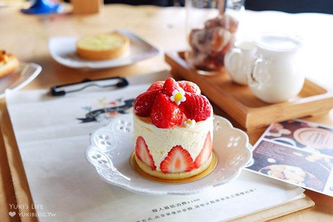 彰化景點【Pause Bonheur甜點實驗室】甜點遊樂園主題餐廳×沙坑遊戲室親子餐廳