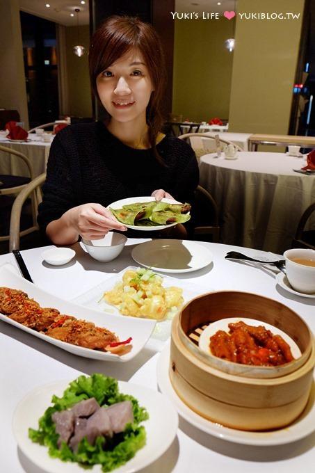 新竹美食【芙洛麗大飯店FLEURLIS】東方軒中式料理餐廳‧櫻桃鴨烤鴨二吃 @近Big City巨城