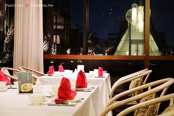 新竹美食【芙洛麗大飯店FLEURLIS】東方軒中式料理餐廳‧櫻桃鴨烤鴨二吃 @近Big City巨城 - yukiblog.tw