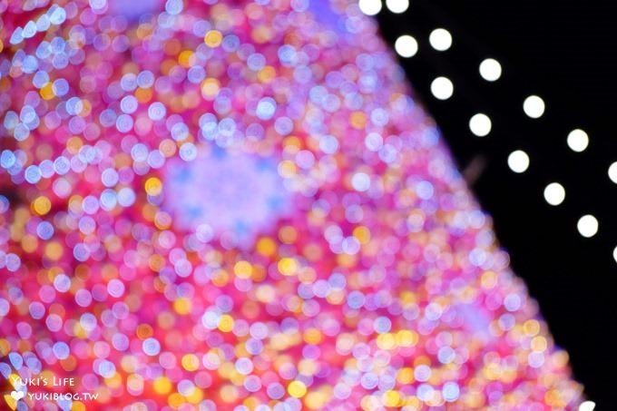 桃園免費親子景點【2017華泰名品城聖誕村】繽紛雪景×耶誕市集雙浪漫~搭捷運/高鐵就到! - yukiblog.tw