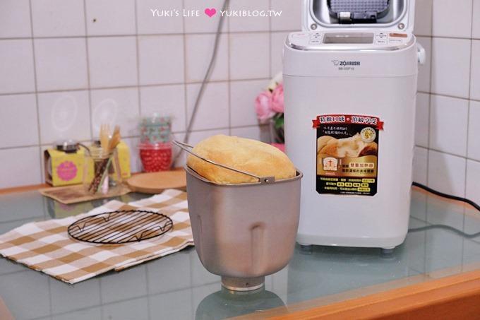 食譜【象印全自動製麵包機】無添加、鬆軟好吃吐司!大理石吐司、超鬆軟頂級吐司、番茄羅勒吐司分享 - yukiblog.tw