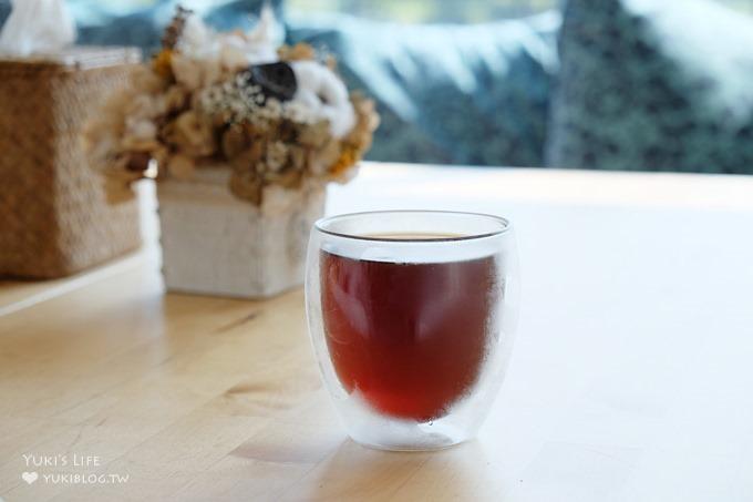 淡水摩艾像庭園咖啡【錘子咖啡烘焙坊Twi-A】隱藏版淡水美景下午茶×拍照好去處(假日限定) - yukiblog.tw