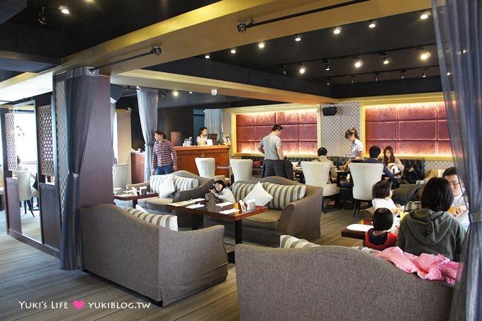 板橋美食【Birkin Waffle cafe】吃早午餐及鬆餅的浪漫餐廳 @新埔站 - yukiblog.tw