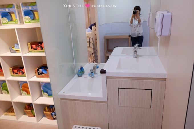 永和【BabyWonderland童話世界親子餐廳】8/8起試營運.Hape無毒木製玩具、決明子沙池、球池(較適合2-6歲)永安市場站 - yukiblog.tw