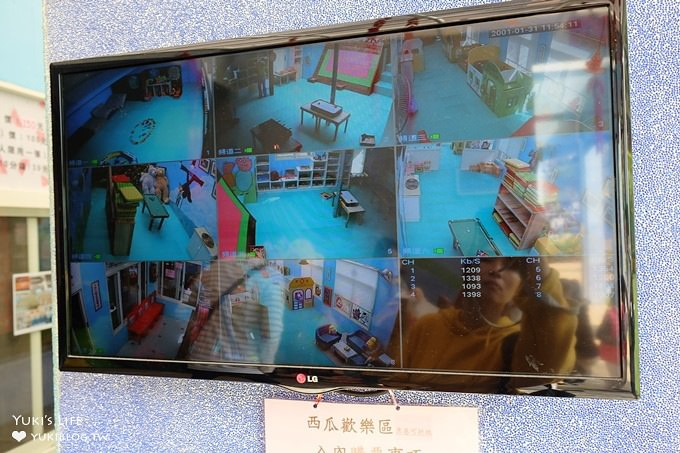 新竹亲子景点【西瓜庄园】西瓜小火车×大草皮童趣野放场地×室内游戏室×大沙坑 - yukiblog.tw