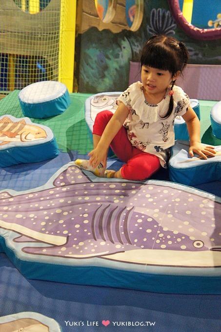 育兒好去處【騎士堡】室內夢幻兒童樂園! (小西瓜3Y2M+) @台北京華城 - yukiblog.tw