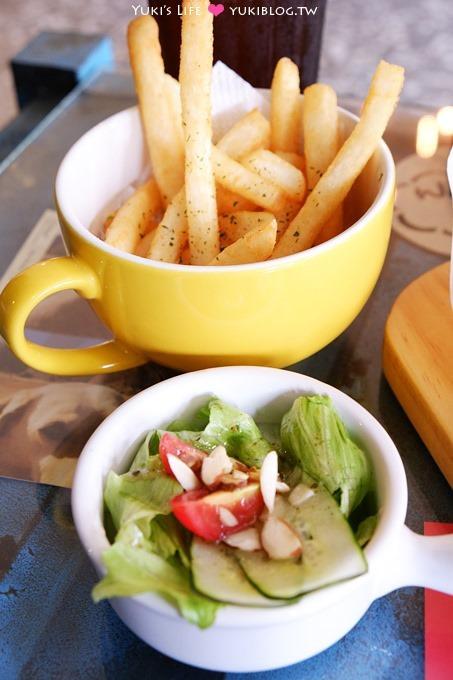 板橋美食【灣島‧呷早頓】早午餐、搭配台味的台南義豐冬瓜茶 @府中站 - yukiblog.tw
