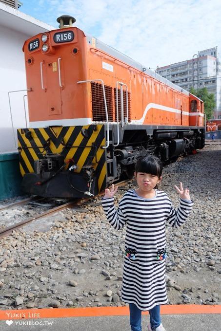 彰化景點【扇形車庫】湯瑪士小火車的家×免費親子景點×全家出遊好去處 - yukiblog.tw