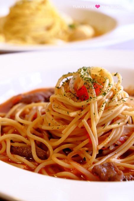 新莊輔大美食【古米特Gourmet Pasta】平價義大利麵超多款、12點前折價10元@輔大站 - yukiblog.tw