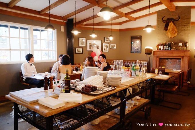 台北美食【肉舖廚房BUTCHER'S KITCHEN漢堡牛排】合格!@圓山站maji majiI集食行樂 - yukiblog.tw