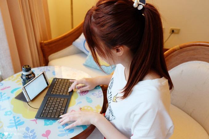 生活好物【Microsoft微軟萬用折疊式鍵盤】手機平板變身輕巧小型隨身辦公室!回信打文章更快速!
