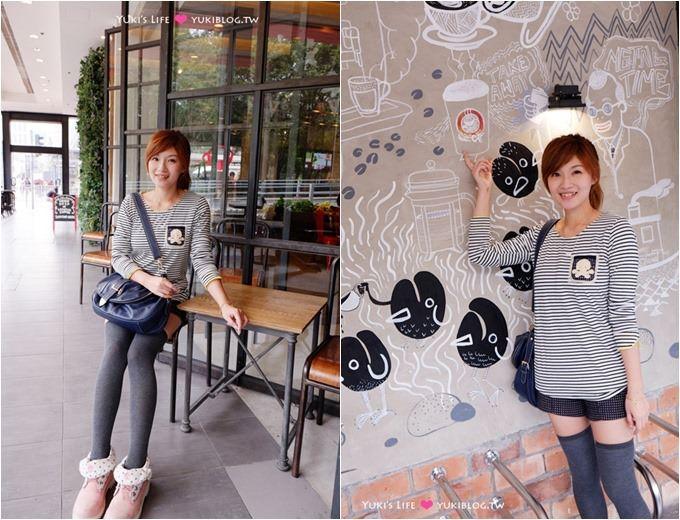 香港特色咖啡店【Pacific Coffee】空间宽敞连锁咖啡店.绿意盎然 @铜锣湾站
