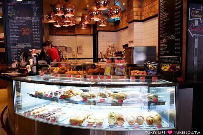 香港特色咖啡店【Pacific Coffee】空间宽敞连锁咖啡店.绿意盎然 @铜锣湾站 - yukiblog.tw