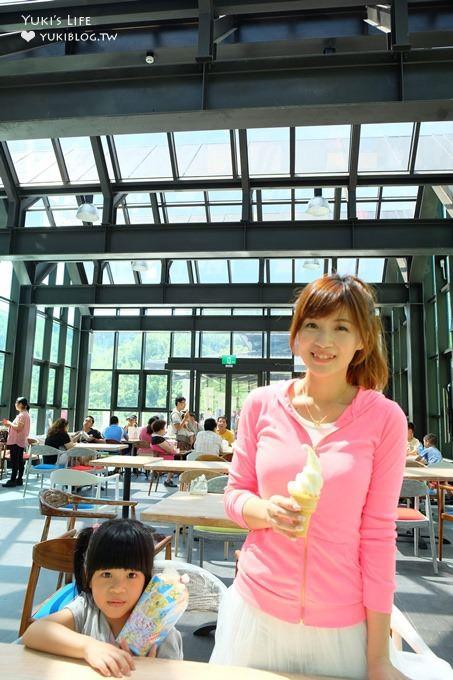 苗栗免費景點遊記【雅聞七里香玫瑰森林】戶外玫瑰森林×玻璃屋點心房~冰淇淋不可錯過 - yukiblog.tw