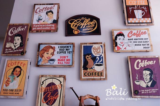 峇里島景點【DOMBA coffee 峇里島小綿羊黃金咖啡】傳說中的麝香貓咖啡