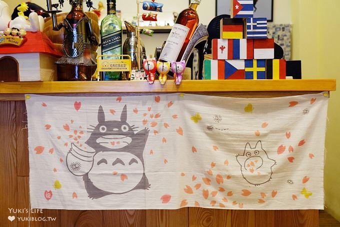 板橋早午餐推薦【小豬愛旅行】超大份量帕尼尼熱壓三明治現點現作好好吃×狗狗友善餐廳@府中站 - yukiblog.tw