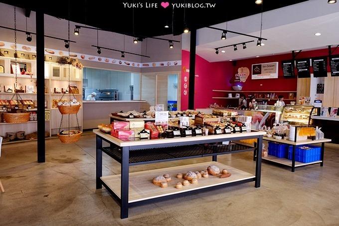 樹林美食【振頤軒】樹林最夯團購麵包店.也可以下午茶喝咖啡吃冰淇淋(非凡新聞有介紹) - yukiblog.tw