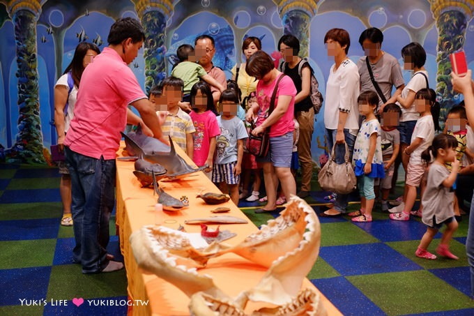 台北騎士堡【巧虎見面會、巧虎天地、海洋小學堂】台灣首家巧虎實體店鋪開幕@京華城 - yukiblog.tw