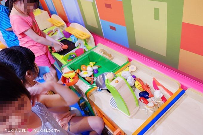 台北骑士堡【巧虎见面会、巧虎天地、海洋小学堂】台湾首家巧虎实体店铺开幕@京华城 - yukiblog.tw