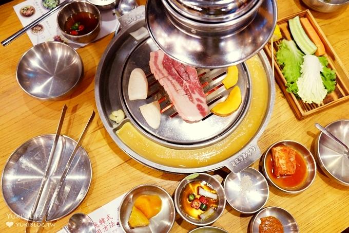 台中美食【姜虎東678白丁烤肉台中店】韓式烤肉台灣旗艦店×專人服務吃的好輕鬆