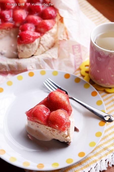 團購美食┃諾亞NOAH半熟蛋糕‧原味融心乳酪小鴨特別版&夢幻草莓融心乳酪 - yukiblog.tw