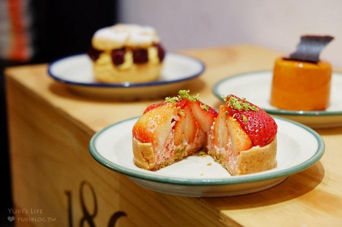 台北下午茶【貝式邏輯法式烘焙】巷弄老房甜點店@松江南京站美食