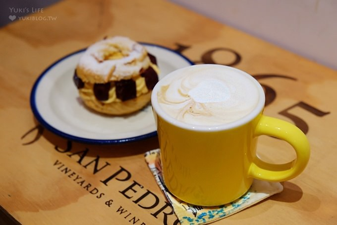 台北下午茶【貝式邏輯法式烘焙】巷弄老房甜點店@松江南京站美食 - yukiblog.tw