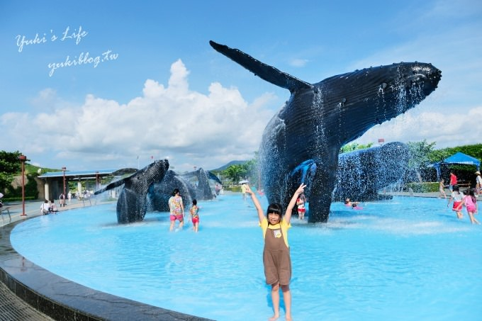 墾丁景點/親子景點【屏東海生館】超大鯨魚戲水池×玩水、賞魚生態之旅豐富好玩一整天
