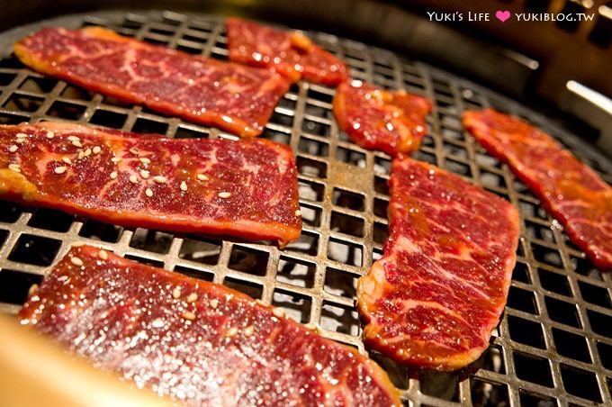 板橋【牛角日本燒肉】2hr燒烤無限吃到飽!選擇多品質好~黃豆粉冰淇淋&奶酪也好好吃 @板橋遠百店 - yukiblog.tw