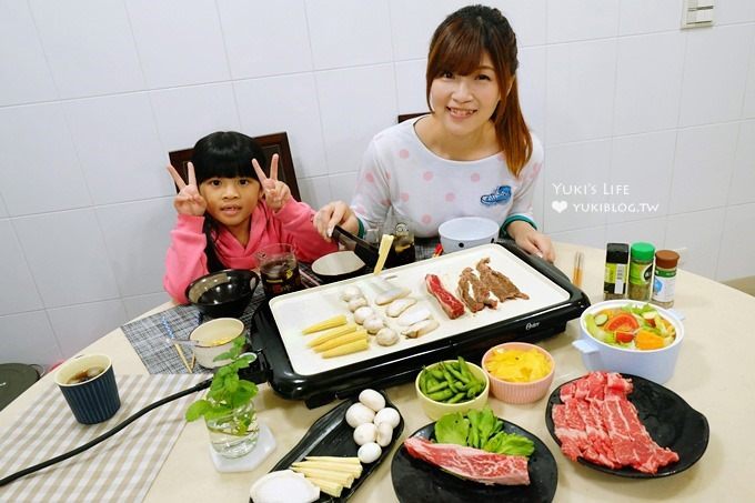 【Oster陶瓷電烤盤(BBQ烤盤)】一機多用烤肉×早午餐×親子DIY都方便好用!