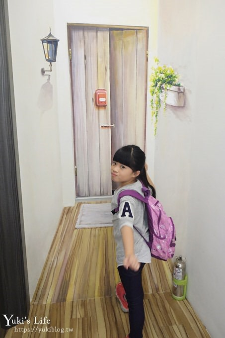 台南民宿【私藏NO.1】獨棟彩繪主題特色房型×步行就能吃美食附近超熱鬧! - yukiblog.tw